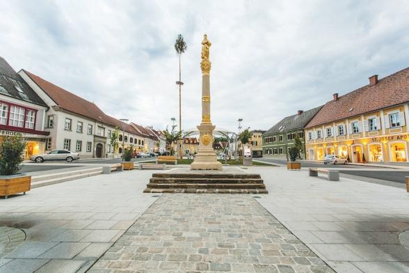 Hauptplatz Fehring
