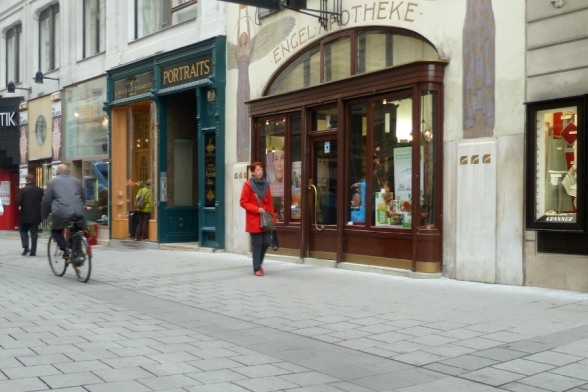 Goldenes Quartier in Wien, Traffix Verkehrsplanung GmbH & MA 28 Wien