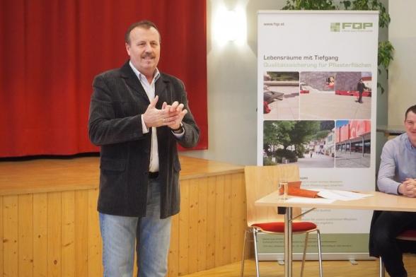 Paving Design Award 2017 Kick-off in Schwarzau, Bild 4