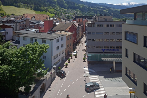 Untere Wopfnerstrasse, Schwaz