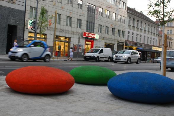 Neugestaltung Ottakringerstrasse zwischen Gürtel und Nattergasse in Wien, Arge Teerag Asdag - Strabag AG