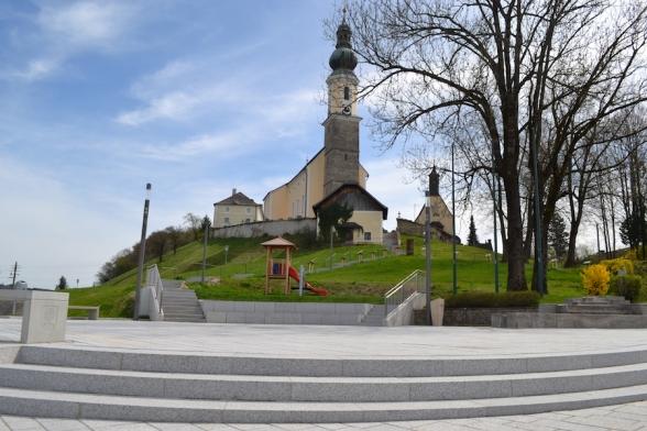 Dorfzentrum Bergheim