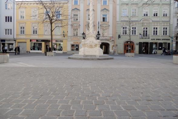 Revitalisierung des St. Pöltener Herrenplatzes.